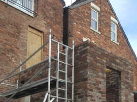 Our Services: House Extensions, Bathroom, Tiling, Plastering, Bricklaying