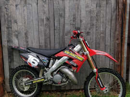 125 cc HONDA CR125R 2005 MX BIKE MOTORBIKE
