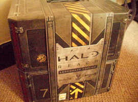 Very rare Brand NEW & SEALED GAME NEVER OPENED Xbox360 Halo: Reach Legendary Edition Version