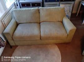 2 Seater Sofa and Arnchair