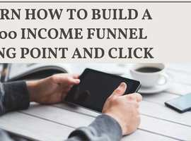 Learn how to build an easy  high converting sales funnel
