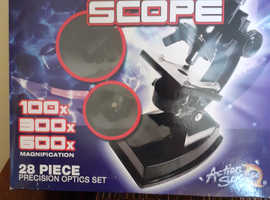 BRAND NEW JOHN ADAMS MICRO-SCOPE BY ACTION SCIENCE