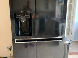 LG  large fridge freezer