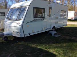 2010 Coachman Pastiche 535/4 Four Berth Touring Caravan