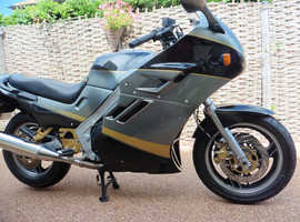 Suzuki Power Screen Muscle Bike
