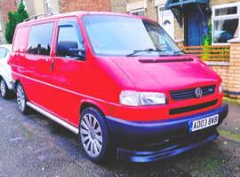 For Sale VW Transporter T4, 2.5Ltr 88 Special - Blue Eye, Long nose.