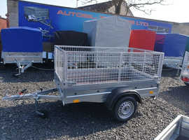 BRAND NEW 2020 MODEL 6X4 TRAILER WITH 60CM MESH
