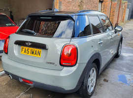Mini MINI, 2016 (16) Grey Hatchback, Manual Diesel, 68,000 miles