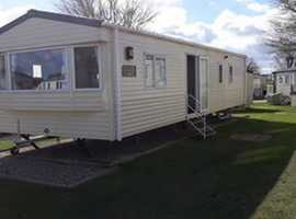 CHEAP STATIC CARAVAN FOR SALE. SITED NEAR GREAT YARMOUTH