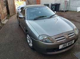MG MGTF, 2003 (03) Grey Sports, Manual Petrol, 87,720 miles