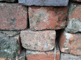 FREE approx 150 old victorian bricks