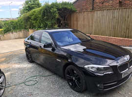 2012 BMW 520d Efficient Dynamics Fully Loaded