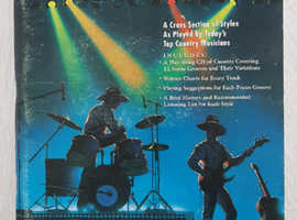 COUNTRY STYLES For The Drummer And Bassist  w/CD