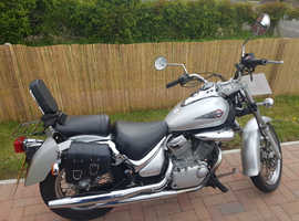 2003 suzuki vl125 intruder lc very low miles