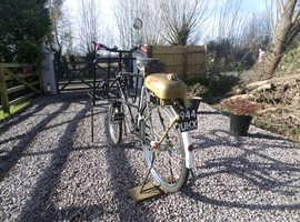 50cc push bike road legal