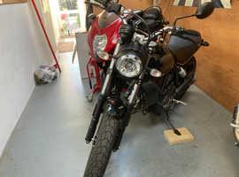 Ducati scrambler sixty2 for sale