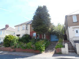 Lovely semi-detached 3 bedroom house with garage to rent in Allt-yr-Yn area of Newport.
