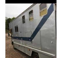 7.5t horsebox sale or swap trailer