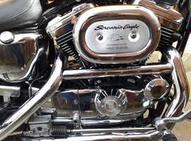 Harley Davidson XL 1200c sport excellent condition