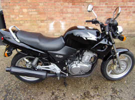Wanted a fuel tank for  2002 CB500 hONDA