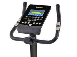 Reebok ZR8 Electronic Exercise Bike. Lots of programmes