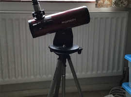 A great chance to obtain as new telescope package.