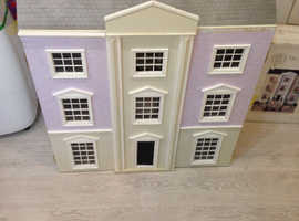 Wentworth court dolls house plus burghley basement