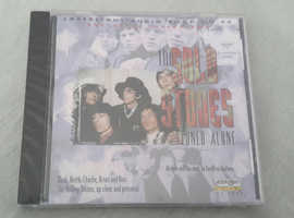 The Solo Stones Stoned Alone The Rolling Stones Mick Jagger Sealed CD [Reduced Was £8.50]