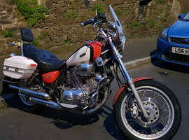 Custom, Yamaha Virago xv 750