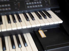Gx 5 electric organ