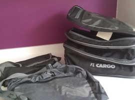 Motorbike Tank Bag & Waterproof cover