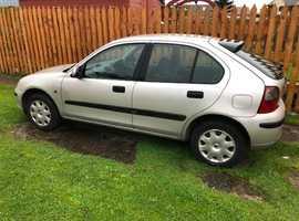Rover 25, 2002 (51) Silver Hatchback, Manual Diesel, 98,060 miles