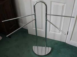 Chrome Towel Rail