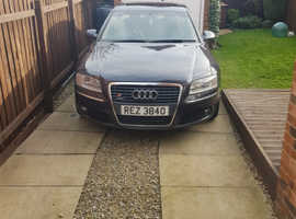 Audi A8, 2006 Grey Saloon, Automatic Diesel, 217,000 miles