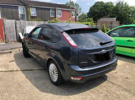 Ford Focus, 2011 (60) Grey Hatchback, Manual Petrol, 88,000 miles