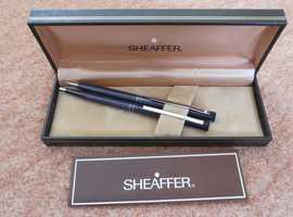 Brand New Sheaffer Slimline Ballpoint Pen/Mechanical Pencil Gift Set