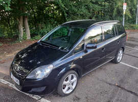 Vauxhall Zafira New mot 7 seater 1600cc 51k drives fine
