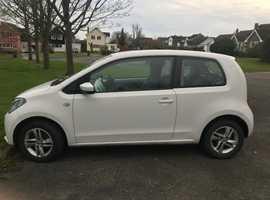 Seat Mii, 2013 (63) White Hatchback, Manual Petrol, 52,250 miles