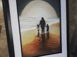 £90 Paintings in pastels from your photographs