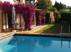 MALLORCA -Rustic 3 bedroom bungalow with pool, Sa Coma