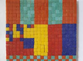 Mosaic-color