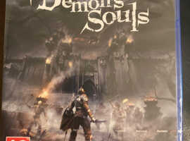 Demon's Souls - PlayStation 5 game Sealed Brand new