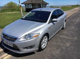 Ford Mondeo, 2009 (09) Silver Hatchback, Manual Diesel, 107,000 miles