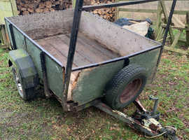 Working trailer for sale repair or parts