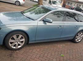 Audi A4, 2011 (61) Blue Estate, Manual Diesel, 106,000 miles