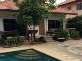Pattaya City Pool Villa inside Village