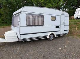 Clifton Retro Caravan