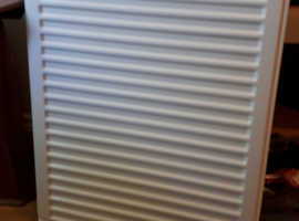 600 x 600mm radiator - free to collect