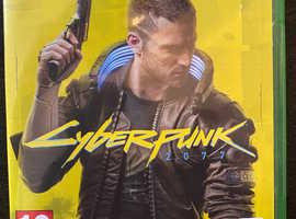 Cyberpunk 2077 as new