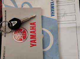 YAHAMA XMAX 250CC